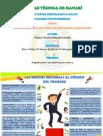 PROYECTO DE DERECHO LABORAL