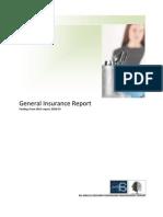 General Insurance Report 2008-09