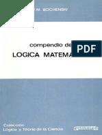 Compendio de Lógica Matemática - J. M. Bochenski