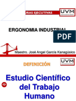 Material Ergonomía Industrial
