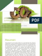 Aplicaciones de Los Fluidos Supercriticos en La Agroindustria