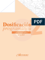 2 DOSIFICACION