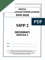 Kertas 2 Pep Pertengahan Tahun Ting 5 Terengganu 2018