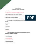 Diseño y Evaluación