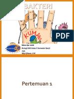 PPT Bakteri