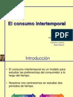 consumo intertemporal