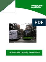 Wellington Golden Mile Capacity Assessment Summary Final (OPUS 2006)