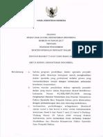 Peraturan Konsil Kedokteran Indonesia Nomor 48 Tahun 20172