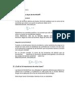 Cuestionario Previo Ley de Kirchhofft