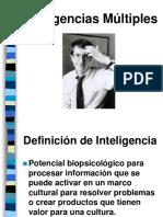 Inteligencias Múltiples (1)