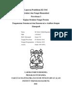 Laporan P3 - Zimografi Bagasek