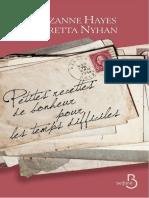 Petites Recettes de Bonheur Pour Les Temps Difficiles - Suzanne Hayes & Loretta Nyhan & Nathalie Perrony