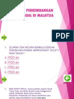 Tajuk 1 Perkembangan Seni Visual Di Malaysia