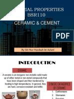 5 Ceramic and Cement