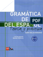 Gramatica de Uso Del Espanol B1-B2