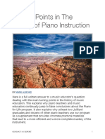08 Piano Instruction