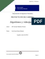 Algoritmos y Videojuegos