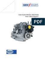 I308 Electronic Engine PERKINS