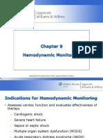 Hymodynamic Monitoring