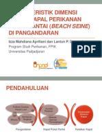 Karakteristik Dimensi Utama Kapal Perikanan Pukat Pantai.pptx
