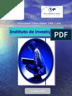 Sistema de la Calidad de la Investigación de Post Grado