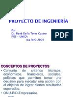 Conceptos Proyectos de Inversion