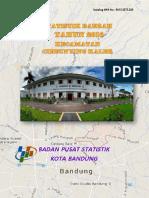 Statistik Daerah Kecamatan Cibeunying Kaler 2016