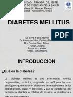 Diabetes Mellitus (1) Final
