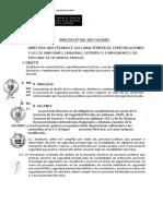 Directiva 010 2017 Sucamec