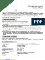 Fiio E06 User Manual.pdf