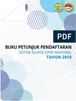 Buku Petunjuk Pendaftaran Seleksi CPNS Nasional 2018.pdf