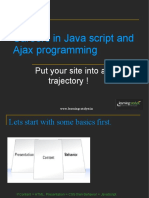 JAVA Script|Ajax Programming|Basic JavaScript and Ajax Programming|Careers in Java Script and Ajax Programming |Learning Catalyst
