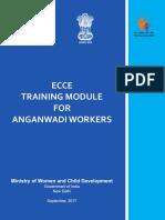 EEC Training Module for Anganwadi Workers