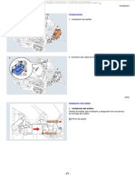 Curso de Instalación de Motor de Arranque Componentes Conexión Terminal Positivo y Negativo Batería de Montaje Conector