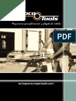 Tapco Tools Brochure Es