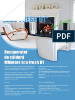 Brosura Eco Fresh