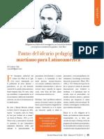 Ideario Pedagógico José Martí
