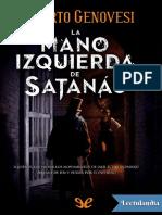 La Mano Izquierda de Satanas - Roberto Genovesi