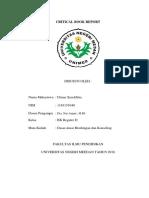 Critical Book Report Bk
