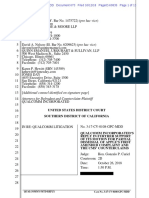 18-10-12 Qualcomm Reply Iso Partial Dismissal