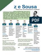 Cruz e Sousa - Infográfico