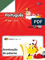 Portugues 1 Acentuacao Palavras