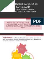Reformas y Legislación Universitaria.pdf