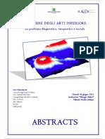 Ulcere Degli Arti Inferiori Abstract