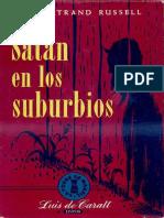 Bertrand Russell-Satán en Los Suburbios