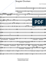 Seagate Overture - Trompete 3