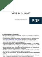 Vavs in Gujarat