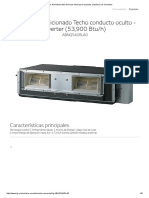Ducted Split System Brochure LG