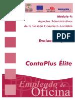 Contaplus EjerciciosContables