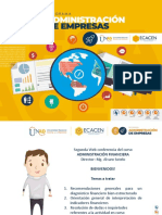 Presentación 2da web conferencia ADMINISTRACIÓN FINANCIERA.pdf